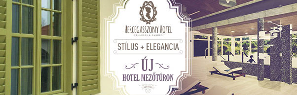 Hercegasszony Hotel - Wellness & Garden